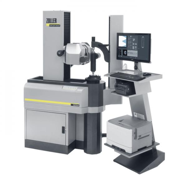 hobCheck - uniwersalna maszyna pomiarowa ZOLLER